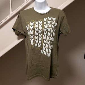 Tops - Bunny XL T-Shirt